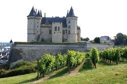 Pequeño grupo de vinos de París: Castillo de Chambord y los vinos del Valle del Loira