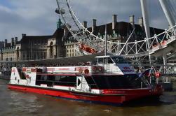 Visita a la Catedral de San Pablo y crucero por el río Támesis en Londres