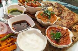 Excursión local de pueblo y comida, incluyendo clase de cocina en Delhi