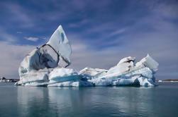 Jökulsárlón Laguna del Glaciar y el Tour Privado de la Costa Sur desde Reykjavik