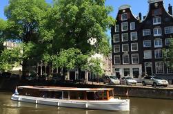 Crucero clásico de grupo pequeño en el salón de Amsterdam