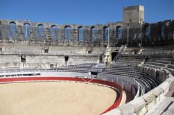 Tour Privado: Excursión de un día a Arles y Les Baux de Provence desde Marsella