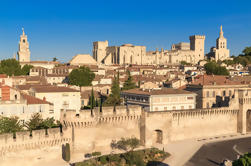 Tour Privado: Viaje de medio día de Aviñón desde Marsella