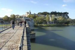 Tour Privado: Excursión de un día a Avignon y Chateauneuf-du-Pape desde Marsella