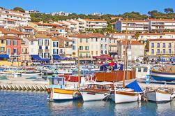 Tour Privado: Excursión de un día a Marsella y Cassis