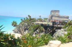 Tulum, Gran Cenote e Praia Privada Tankah de Cancun