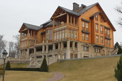 Tour Privado: La Residencia del Presidente Ucraniano Yanukovych de Kiev
