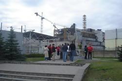 Central nuclear privada de Chernobyl y Tour Pripyat desde Kiev