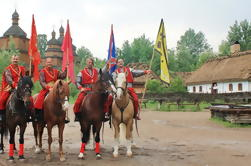 Mamajeva Sloboda Openluchtmuseum Private Tour van Kiev