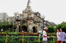 Histórico tour a pie de Mumbai a través de la puerta de Apolo y la bahía de frente