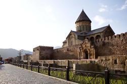 Tour privé d'une demi-journée Mtskheta de Tbilisi