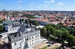 Visita privada a la ciudad de Vilnius
