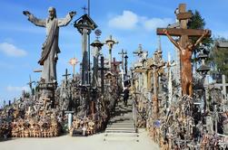 Vilnius visita privada a la colina de las cruces cerca de Siauliai
