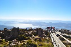 Excursión de un día a Mount Wellington, Richmond y Tasmanian Devil desde Hobart
