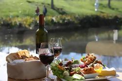 Excursión en grupo pequeño de comida y vino de la costa de Matakana