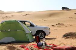 2 notti Wahiba Sands e Turtle Beach Tour con Camping