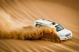 Noche Safari en el Desierto de Abu Dhabi con Cena