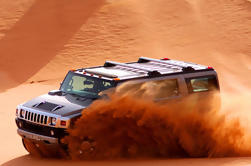 Private Hummer H2 Safari Dubai con cena de barbacoa