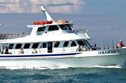 Crucero de la pesca del partido de Miami