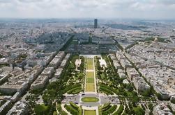 Saltar la línea: Torre Eiffel Tour del 2do nivel