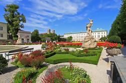 Visita panorámica de la ciudad de Salzburgo con café y pastel