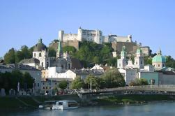 Excursión por la ciudad de Salzburgo incluyendo el crucero por el río Salzach