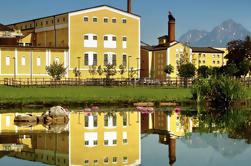 Excursión privada de medio día a Salzburgo incluyendo visita a la cervecería Stiegl