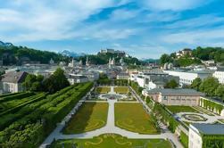 Tour privado de medio día en Salzburgo incluyendo el Hangar-7 de Red Bull