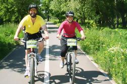 Karlstejn Castle Fácil Bicicleta Privada desde Praga