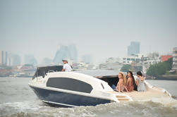 2 Horas de Luxo Rio de Bangkok e Canal Sightseeing Cruise