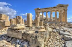 Visite de l'Acropole et visite du musée de l'Acropole
