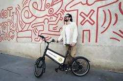 Tour en bicicleta por las galerías de arte en Ciutat Vella Barcelona