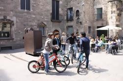 Tour de Bicicleta Privada por Galerías de Arte en Montjuic Barcelona