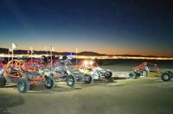 Excursión extrema de la noche del buggy de la duna de Las Vegas