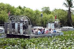 Everglades Airboat Tour con transporte terrestre privado
