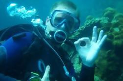 Curso PADI Open Water Diver en Lake Geneva, incluyendo clases en línea