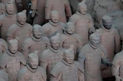 Private Xi'an Tagestour mit Terrakotta-Kriegern und Pferden und Big Wild Goose Pagode