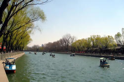 4-Hour Private Old Beijing Tour a pie: Hutong, Drum Tower, y los lagos
