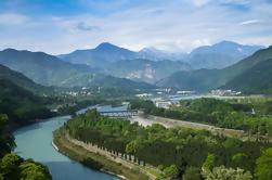 Chengdu viaje de un día privado: Dujiangyan sistema de riego y Monte Qingcheng
