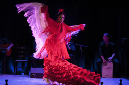 Flamenco Show på La Bodega Flamenca