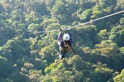 Zipline y Rappel en Monteverde