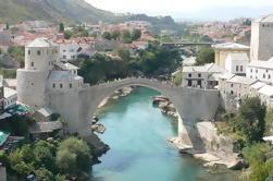 Mostar Pocitelj Kravice Međugorje Excursión de un día desde Split