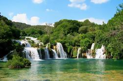 Parque Nacional Krka y Sibenik Tour de día completo desde Split