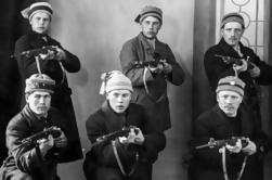 Helsinki Walking Tour: La guerre civile finlandaise 1918