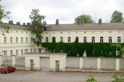 Public Helsinki Mental Asylum Walking Tour