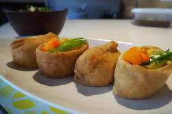 Quick-n-Easy 60 Min. Kochkurs in Tokio - Inari Zushi und Miso Suppe
