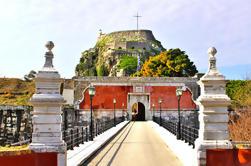 Excursión privada: Paleokastritsa y Corfu Town