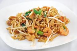 Excursión de última hora a la comida en Bangkok incluyendo Tuk Tuk Ride
