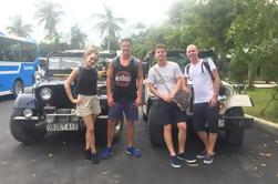 Meio Dia Cu Chi Tunnels Tour por Jeep