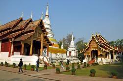 Tour Privado: Tour del Templo de Chiang Mai de medio día